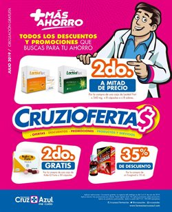 Ofertas de Farmacias Cruz Azul  en el folleto de Machala