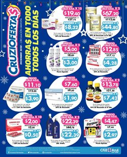 Catálogo Farmacias Cruz Azul en Quito ( Caducado )