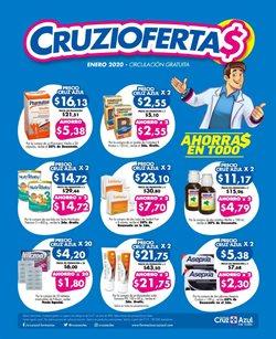 Ofertas de Salud y Farmacias en el catálogo de Farmacias Cruz Azul en Palenque ( 16 días más )