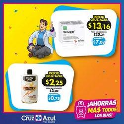 Catálogo Farmacias Cruz Azul ( Publicado ayer )