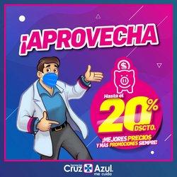 Ofertas de Farmacias Cruz Azul en el catálogo de Farmacias Cruz Azul ( Más de un mes)