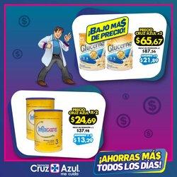 Catálogo Farmacias Cruz Azul ( 6 días más)