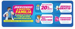 Cupón Farmacias Cruz Azul en Puebloviejo ( 16 días más )