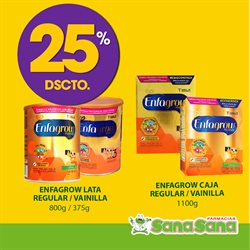 Catálogo Farmacias SanaSana ( 2 días más )