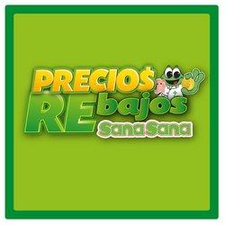 Ofertas de Salud y Farmacias en el catálogo de Farmacias SanaSana en Riobamba ( 22 días más )