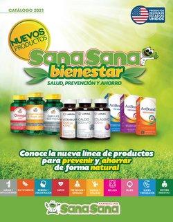 Catálogo Farmacias SanaSana ( 4 días más)