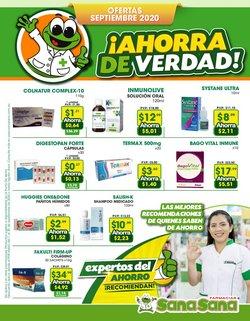 Catálogo Farmacias SanaSana ( 6 días más)