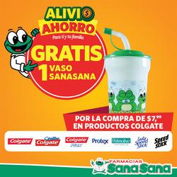 Ofertas de Farmacias SanaSana  en el folleto de Guayaquil