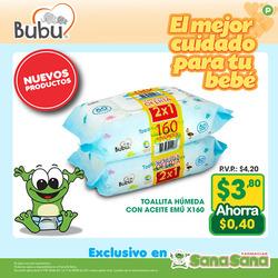 Cupón Farmacias SanaSana en Puebloviejo ( 16 días más )