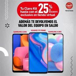 Ofertas de Tecnología y Electrónica en el catálogo de Claro en Latacunga ( 15 días más )
