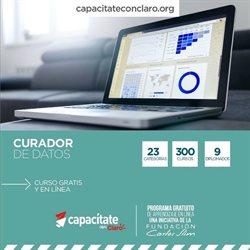Ofertas de Tecnología y Electrónica en el catálogo de Claro en Cuenca ( 2 días más )