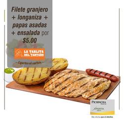 Ofertas de Banco del Pichincha  en el folleto de Quito
