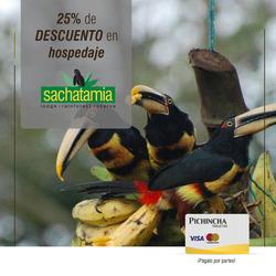 Ofertas de Bancos  en el folleto de Banco del Pichincha en Quito