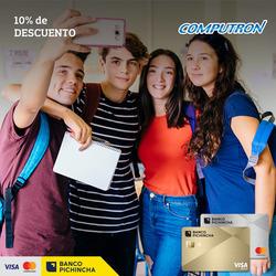 Ofertas de Banco del Pichincha  en el folleto de Joya de los Sachas