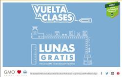 Ofertas de Ópticas GMO  en el folleto de Guayaquil