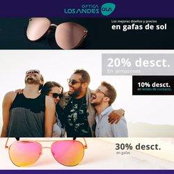 Ofertas de Óptica Los Andes en el catálogo de Óptica Los Andes ( Vence hoy)