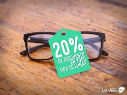 Ofertas de Ópticas y Farmacias  en el folleto de Óptica Los Andes en Quevedo