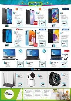 Ofertas de Samsung en el catálogo de Marcimex ( Vence hoy)