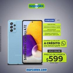 Ofertas de Samsung en el catálogo de Marcimex ( 3 días más)