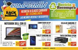 Ofertas de Computron  en el folleto de Guayaquil