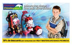 Ofertas de Almacenes Chimborazo  en el folleto de Quito