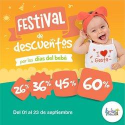 Ofertas de Juguetes, Niños y Bebés en el catálogo de Bebemundo ( 5 días más)