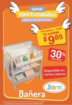Ofertas de Niños, juguetes y bebés  en el folleto de Bebemundo en Quito