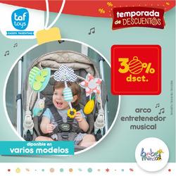 Cupón Bebemundo en Ibarra ( 3 días más )