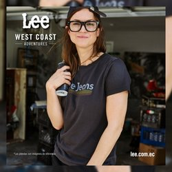 Ofertas de Lee en el catálogo de Lee ( 18 días más)