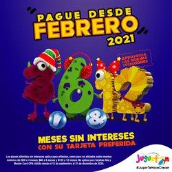 Ofertas de Juguetes, Niños y Bebés en el catálogo de Juguetón en Ibarra ( Más de un mes )