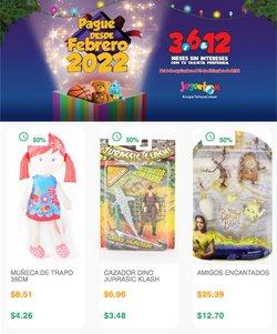 Ofertas de Juguetes, Niños y Bebés en el catálogo de Juguetón ( 26 días más)