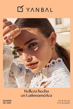 Ofertas de Belleza en el catálogo de Yanbal ( 8 días más)