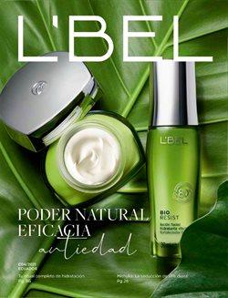 Ofertas de máscaras en el catálogo de L'bel ( 22 días más)