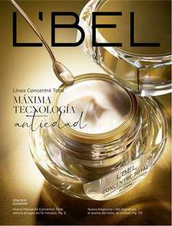 Ofertas de L'bel en el catálogo de L'bel ( 20 días más)