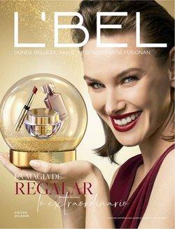 Ofertas de Belleza en el catálogo de L'bel ( 2 días publicado)