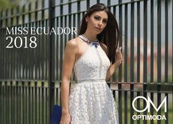 Ofertas de Optimoda  en el folleto de Guayaquil
