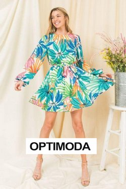 Ofertas de Optimoda en el catálogo de Optimoda ( 9 días más)