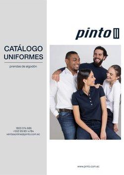 Ofertas de Pinto en el catálogo de Pinto ( 3 días más)