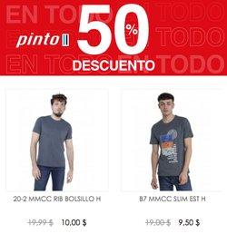 Ofertas de Pinto en el catálogo de Pinto ( 12 días más)