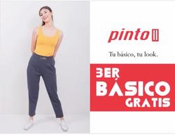 Ofertas de Pinto  en el folleto de Quito