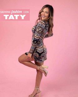 Ofertas de Taty en el catálogo de Taty ( 14 días más)