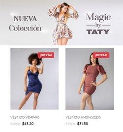 Ofertas de Taty en el catálogo de Taty ( 12 días más)
