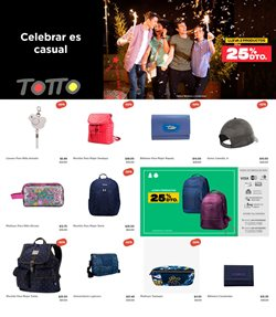 Ofertas de Ropa, Zapatos y Complementos en el catálogo de Totto en Manta ( 9 días más )