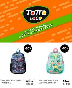 Catálogo Totto ( Vence mañana)