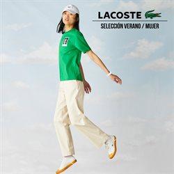 Ofertas de Lacoste en el catálogo de Lacoste ( 6 días más)