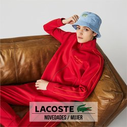 Ofertas de Lacoste en el catálogo de Lacoste ( Más de un mes)