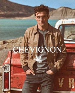Ofertas de Chevignon en el catálogo de Chevignon ( 7 días más)