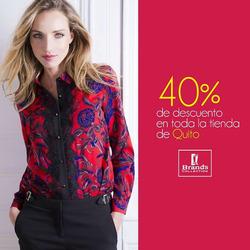 Ofertas de Brand's  en el folleto de Quito