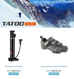 Ofertas de Tatoo en el catálogo de Tatoo ( 17 días más)