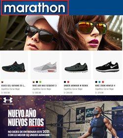 Ofertas de Deporte en el catálogo de Marathon Sports en Latacunga ( 5 días más )